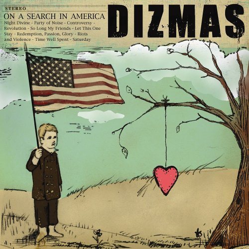 Image 0 of On A Search In America By Dizmas On Audio CD Album 2005