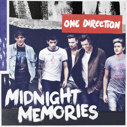 Image 0 of Midnight Memories By One Direction On Audio CD Album