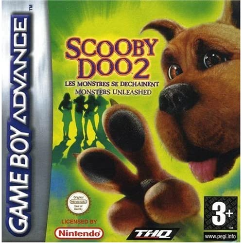 Image 0 of Scooby Doo! 2 Monsters Unleashed GBA For GBA Gameboy Advance