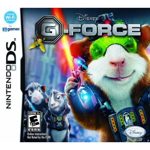 Image 0 of G-Force For Nintendo DS DSi 3DS 2DS Disney