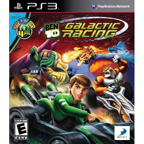Image 0 of Ben 10 Galactic Racing For PlayStation 3 PS3