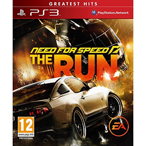 Image 0 of Need For Speed The Run Greatest Hits For PlayStation 3 PS3 Racing