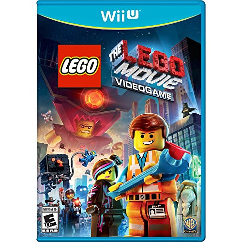 Image 0 of The Lego Movie Videogame For Wii U