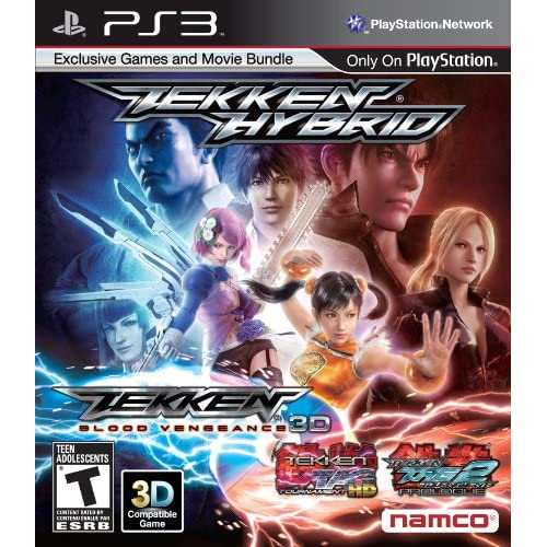 Image 0 of Tekken Hybrid For PlayStation 3 PS3 Fighting