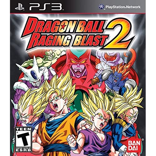 Image 0 of Dragon Ball: Raging Blast 2 For PlayStation 3 PS3 Fighting