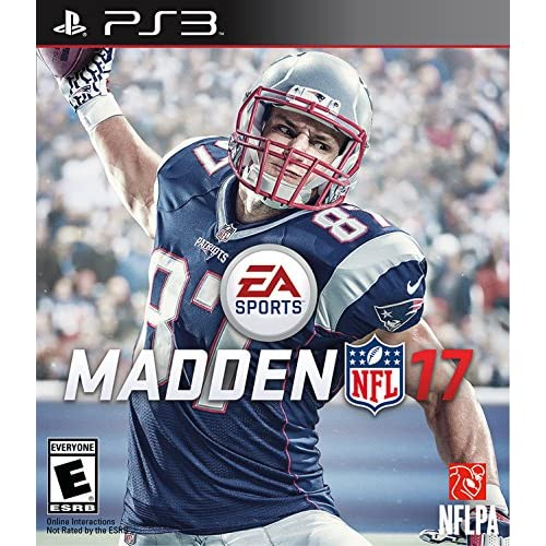 Image 0 of Madden NFL 17 Standard Edition For PlayStation 3 PS3 Football