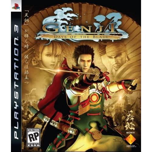 Image 0 of Genji: Days Of The Blade For PlayStation 3 PS3
