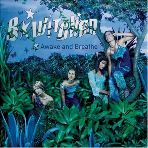 Image 0 of Awake & Breathe By B-Witched On Audio CD Album 1999