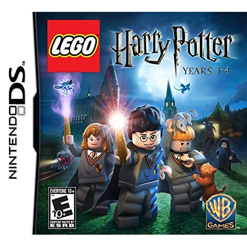 Image 0 of Lego Harry Potter: Years 1-4 For Nintendo DS DSi 3DS 2DS