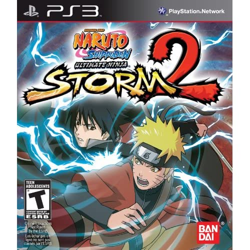 Image 0 of Naruto Shippuden: Ultimate Ninja Storm 2 For PlayStation 3 PS3 Fighting