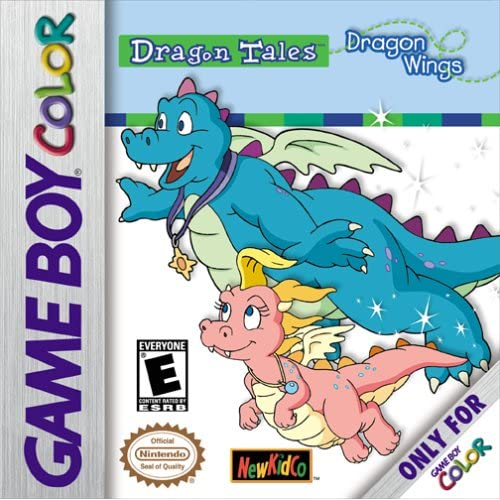Image 0 of Dragon Tales: Dragon Wings On Gameboy Color