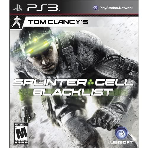 Image 0 of Tom Clancy's Splinter Cell Blacklist For PlayStation 3 PS3 Shooter