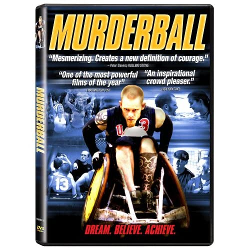 Murderball On DVD With Joe Soares