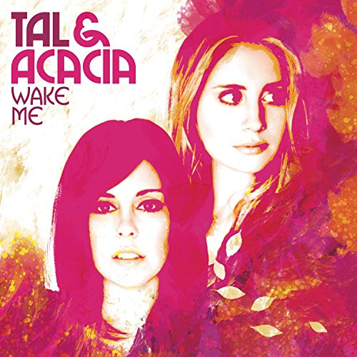 Image 0 of Wake Me By Tal & Acacia On Audio CD Album 2010
