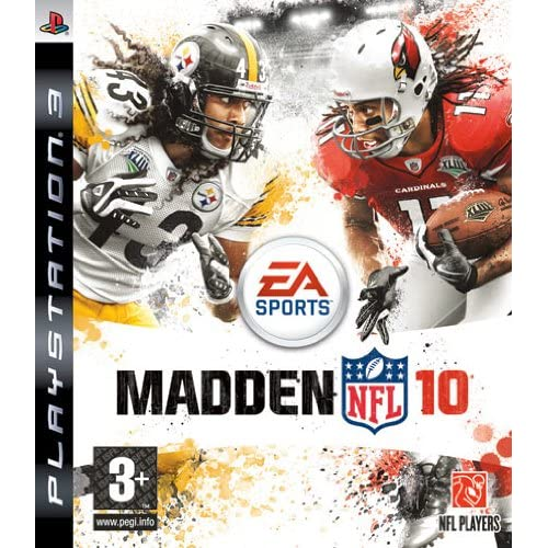 PS3 Madden NFL 10 For PlayStation 3 Football