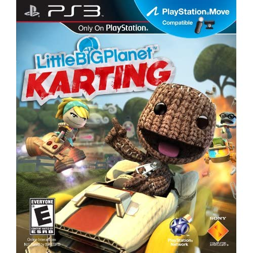 Image 0 of Littlebigplanet Karting For PlayStation 3 PS3