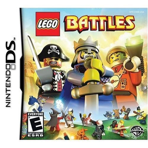 Image 0 of Lego Battles For Nintendo DS DSi 3DS 2DS