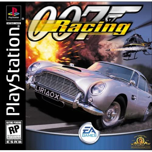 007 Racing For PlayStation 1 PS1