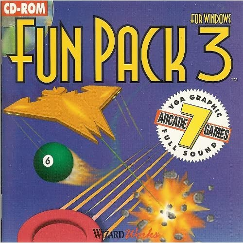 Image 0 of Fun Pack 3 PC Software