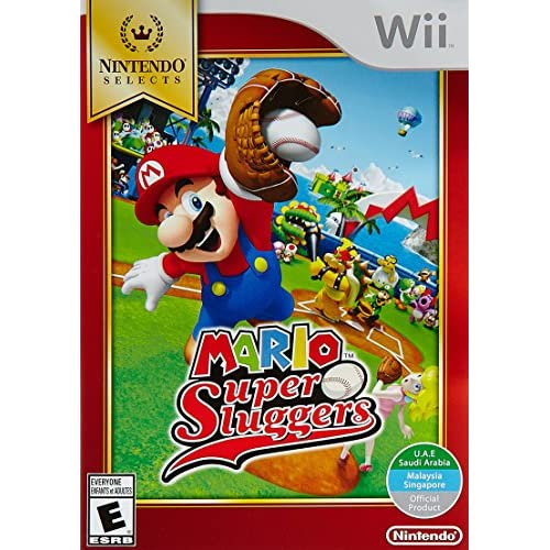 Image 0 of Nintendo Selects: Mario Super Sluggers For Wii And Wii U Baseball