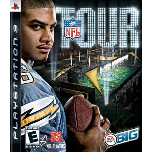 NFL Tour For PlayStation 3 PS3 Football