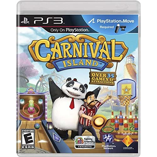 Image 0 of Carnival Island For PlayStation 3 PS3