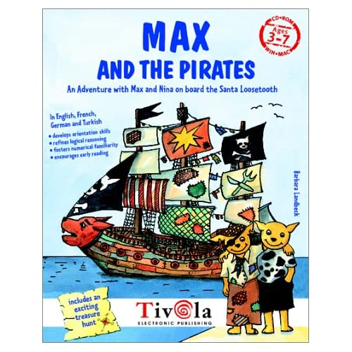 Image 0 of Max And The Pirates: An Adventure With Max And Nina On Board The Santa