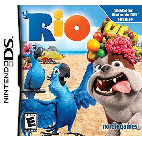 Image 0 of Rio For Nintendo DS DSi 3DS 2DS