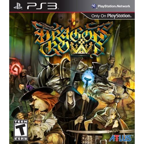 Image 0 of Dragon's Crown For PlayStation 3 PS3 RPG
