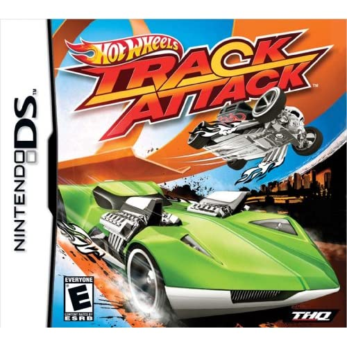 Image 0 of Hot Wheels Track Attack For Nintendo DS DSi 3DS Racing