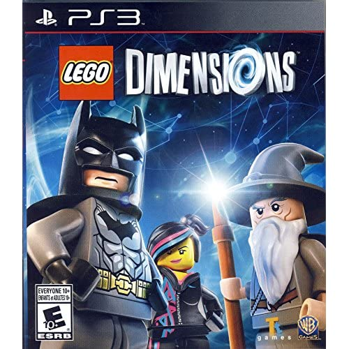 Image 0 of Lego Dimensions Game Disc Only For PlayStation 3 PS3