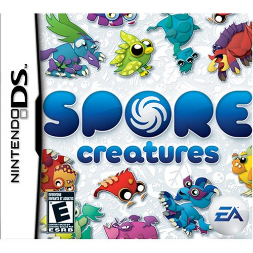 Image 0 of Spore Creatures Creature For Nintendo DS DSi 3DS 2DS