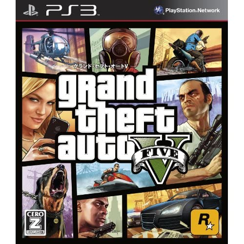 Image 0 of Grand Theft Auto V GTA For PlayStation 3 PS3