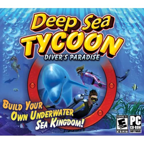 Image 0 of Deep Sea Tycoon PC Software