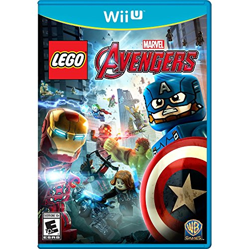 Lego Marvel's Avengers For Wii U