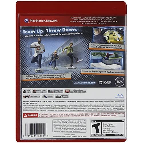 Image 2 of Skate 3 For PlayStation 3 PS3
