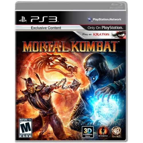 Image 0 of Mortal Kombat For PlayStation 3 PS3 Fighting