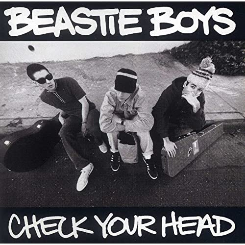Check Your Head Explicit By Beastie Boys On Audio CD Album 1992