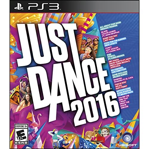 Image 0 of Just Dance 2016 For PlayStation 3 PS3 Music