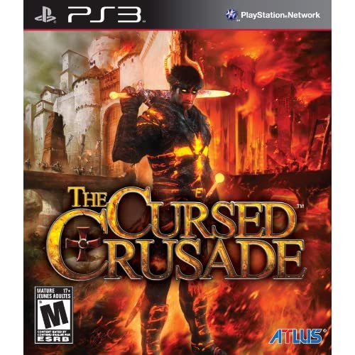 The Cursed Crusade For PlayStation 3 PS3