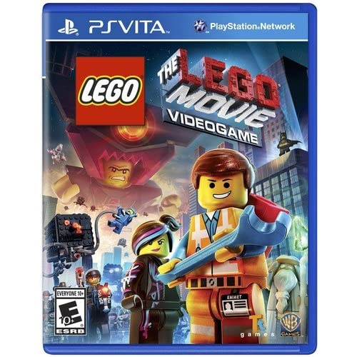 Image 0 of The Lego Movie Videogame PlayStation Vita For Ps Vita