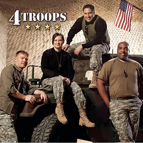 Image 0 of 4TROOPS By 4TROOPS On Audio CD Album 2010