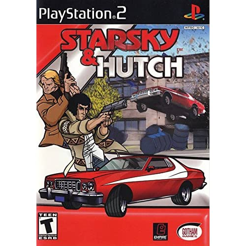 Image 0 of Starsky And Hutch For PlayStation 2 PS2