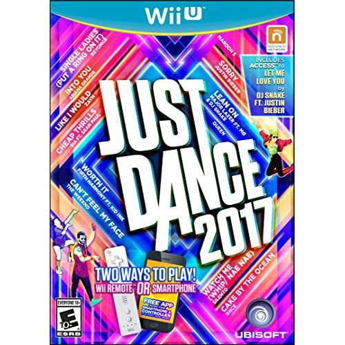 Image 0 of Just Dance 2017 For Wii U Music