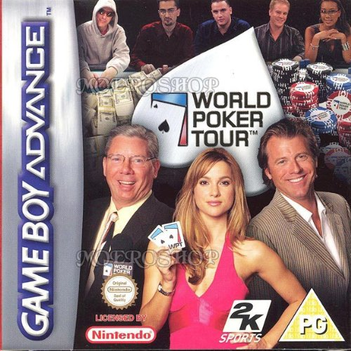 Image 0 of World Poker Tour GBA For GBA Gameboy Advance