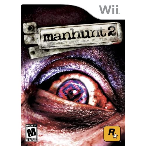 Image 0 of Manhunt 2 For Wii And Wii U