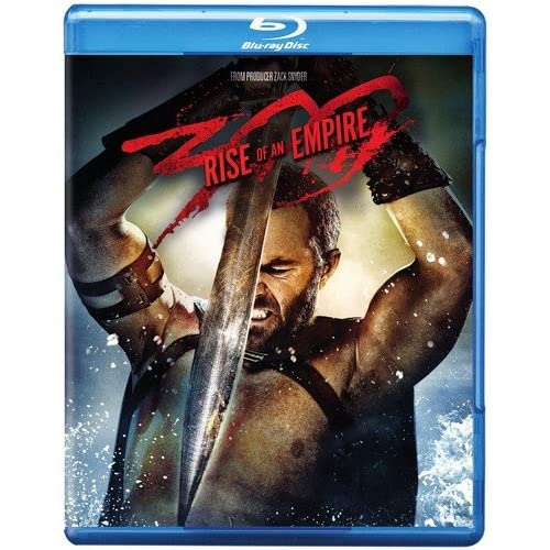 300: Rise Of An Empire Blu-Ray On Blu-Ray With Sullivan Stapleton