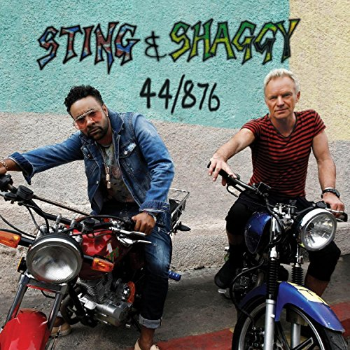 Image 0 of 44/876 By Sting/shaggy On Audio CD Album 2018