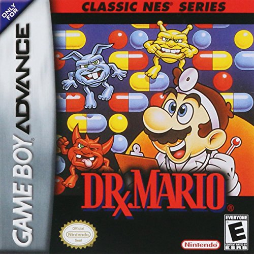 Image 0 of Dr Mario For GBA Gameboy Advance Puzzle