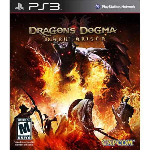 Image 0 of Dragon's Dogma: Dark Arisen For PlayStation 3 PS3
